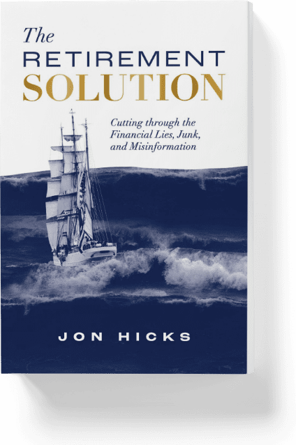 Book Cover: The Retirement Solution